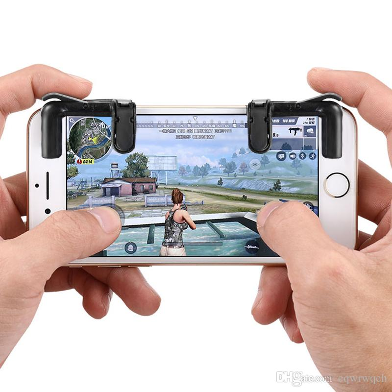 Pubg Fortnite Fire Button Mobile Game Triggers L R Shooter Mobile Game Controller For   Inch Mobile Phones From Eqwrwqeh   Dhgate Com