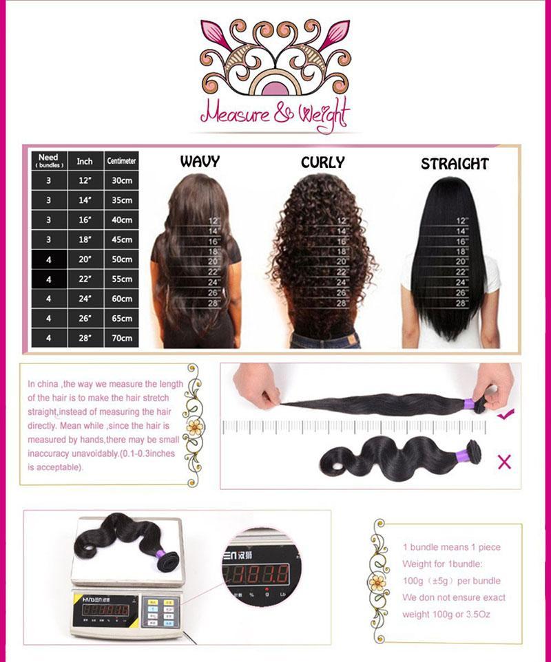 Kinky Curly 3 Bundles con cierre frontal de encaje 4x4 para mujeres negras Proveedores de extensiones de cabello Virgen brasileña Tejidos de cabello humano /