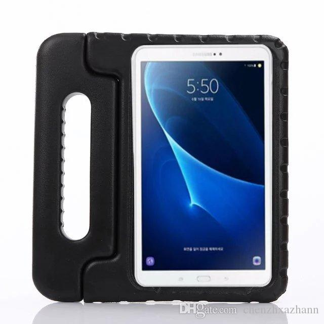 Cover Case for Samsung galaxy tab 3 Lite T110 T111 t116 Kids Friendly Cute Handle Stand For Samsung Galaxy Tab E 7.0 t113+PEN