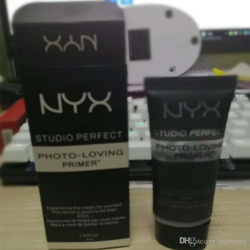NYX Studio perfect photo-loving primer concealer foundation 30ml factory price dhl free ship