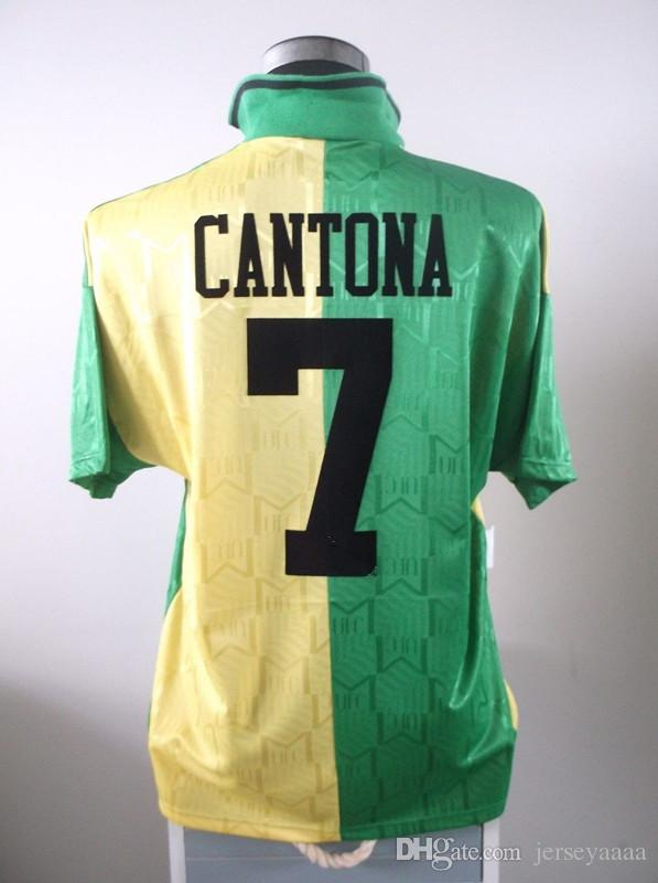 b9ed3a8f2a4 2019 Retro Jersey Old Football Shirt CANTONA 7 Retro Jersey Football Shir  CANTONAt MU Retro Jersey Old Football Shirt Size XXL From Jerseyaaaa