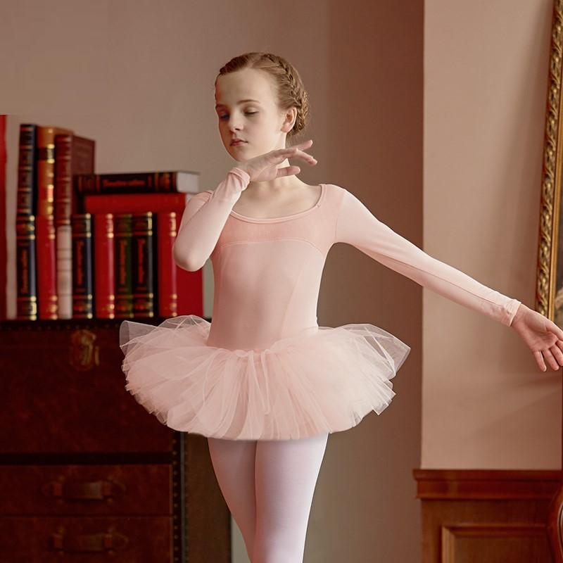 f32dfbd5f 2019 Ballet Tutu Dress For Girls Gymnastics Leotard Kids Leotard ...