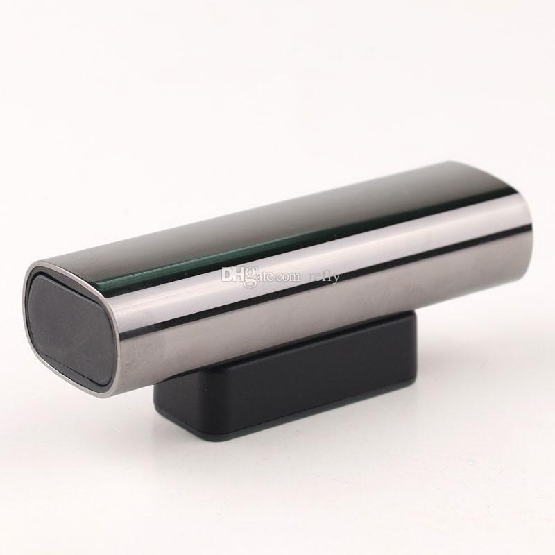 E Cigaratte Kitleri Buharlaştırıcı Kuru Ot Buharlaştırıcı Siyah Altın Paslanmaz Çelik orijinal APP bağlayabilirsiniz