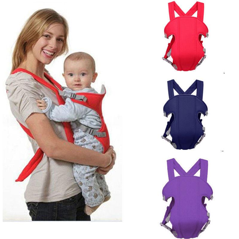 37ca195d1 2019 Brand New Adjustable Baby Infant Toddler Newborn Safety Carrier 360  Four Position Lap Strap Soft Baby Sling Carriers 2 30M 2018 From  Bparrot_love999, ...