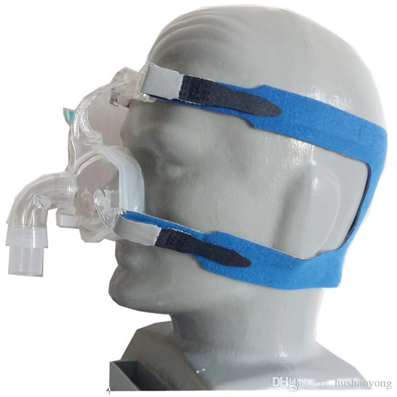 yuwell CPAP copricapo fascia CPAP Copricapo macchina CPAP Ventilatore Replacement Head Band di apnea del sonno russare senza maschera