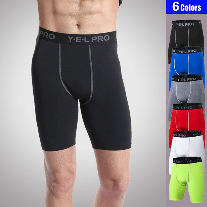 730330f969 2019 Hot Sale New Quick Dry Gym Sport Leggings Crossfit Men'S Shorts ...
