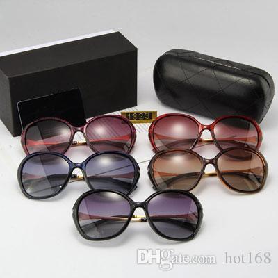 5dbd865b80 To Choose Brand Designer Men Women Polarized Sunglasses Full Rimless Sun  Glasses Gold Frame Lens With Black Case And Box Reading Glasses Prescription  ...