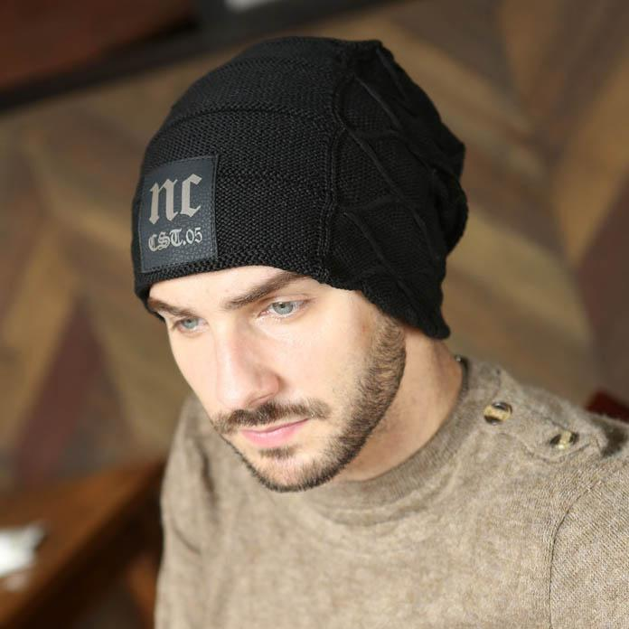 Fashion Men S Beanie Hats Caps Unisex Male Turtleneck Cap Outdoor Winter Hats  Beanie Hat Winter Ski Caps Ladies Hats Crazy Hats From Ikepeibaonecktie ef03148d6d3