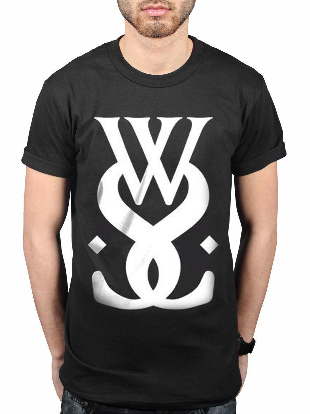 e936e3eb792 Official While She Sleeps Logo T Shirt Sheffield Metalcore Band WSS Death  Toll Coolest Tee Shirts Cool T Shirts Design From Lijian85