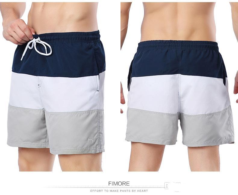 Brand Designer Men Beach Pants Summer Swimming Sports Wear Swimwear Trunks Clothes Comfortable Casual Fashion Men Beach Shorts US Size S M L