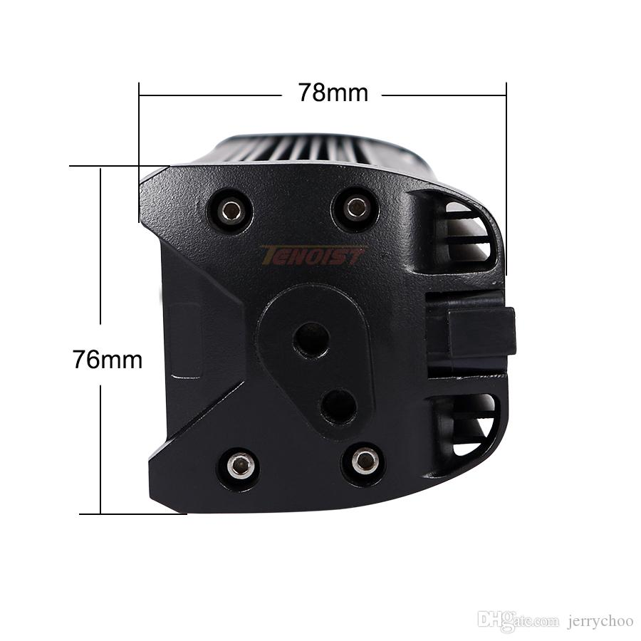 7 Inch 6D Lens 30W Front Bumper Grille Dome Light DRL For SUV Car Wrangler G55 Truck Motorcycle 4*4 12V 24V