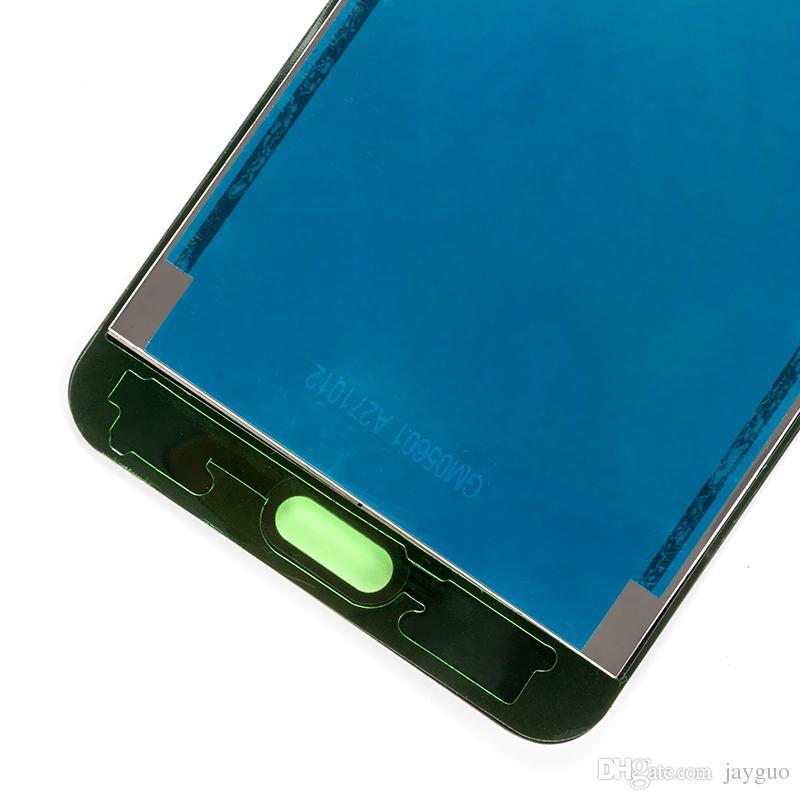 Samsung Galaxy J7 2016 J710 SM-J710f LCD Ekran Dokunmatik Sayısallaştırıcı Meclisi Parlaklık LCD Ekran ayarlayın