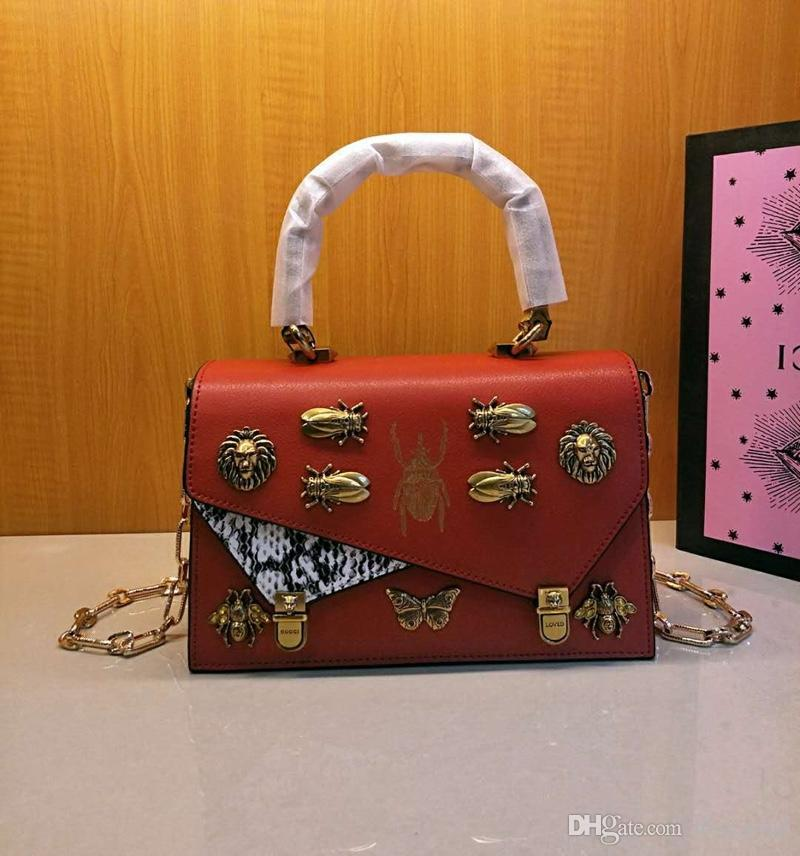 d5feb3756a38 2018 Brand Famous Luxury Women Designer Handbags Latest Pest Models Purses  Female Genuine Leather Crossbody Shoulder Bags Shoulder Bags For Women  Handbag ...