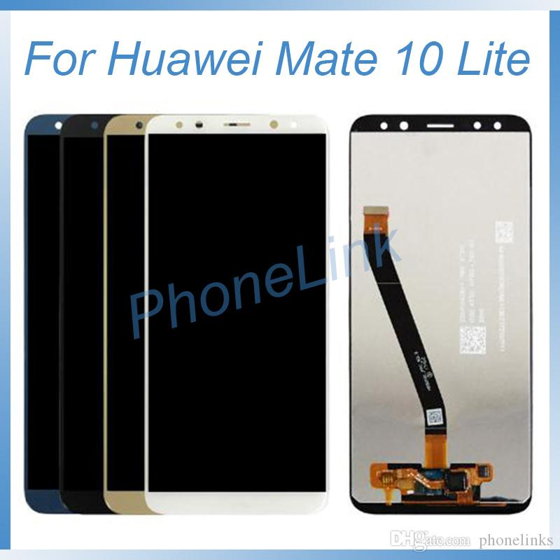 For Huawei Mate 10 Lite LCD touch screen display assembly replacement for Huawei Mate 10 Lite screen repair fix
