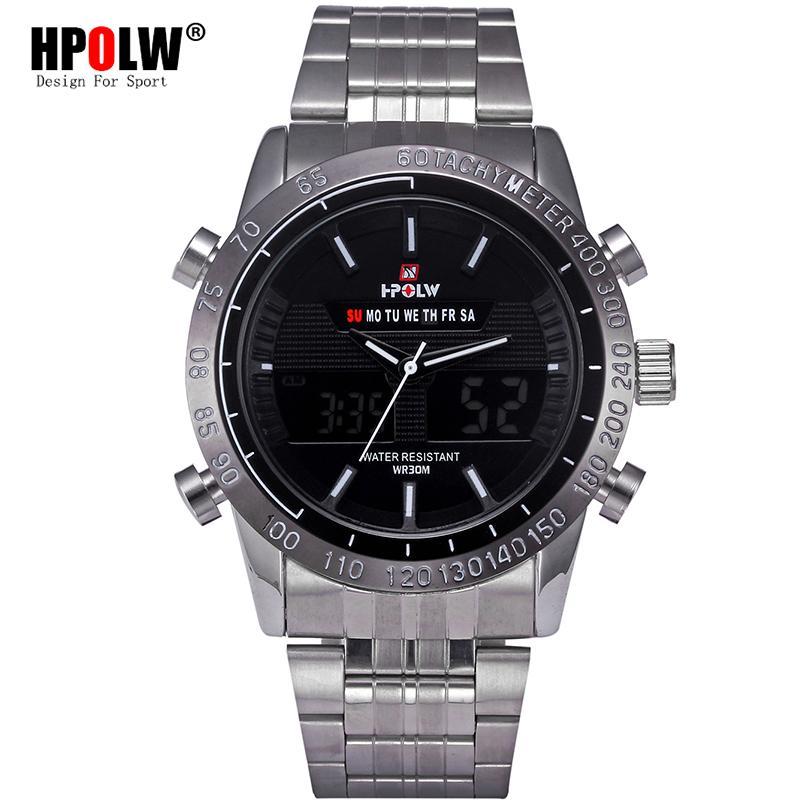 5c2cbb834cf Compre Altímetro Bússola Homens Esporte Resistente À Água Digital Relógios  Clássicos Display LED Masculino De Quartzo Relógio De Pulso Relógio De  Ximamout