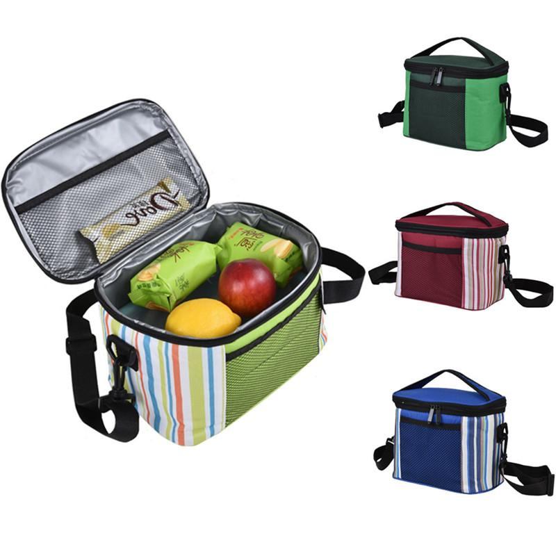 Folding Fresh Keeping Cooler Bag Lunch Bag For Steak Insulation Thermal Insulation Ice Pack Milk Storage Picnic
