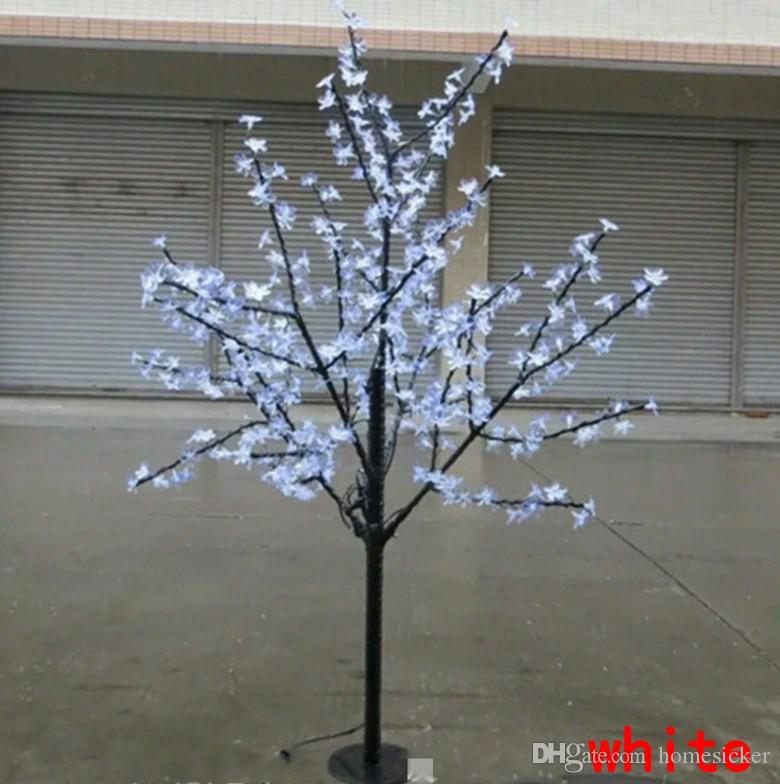 LED Christmas Light Cherry Blossom Tree 480/LED Bulbs 1.5m/5ft Height Indoor or Outdoor Use Drop Shipping