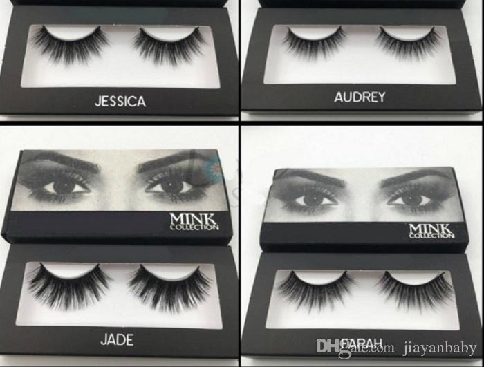 False Eyelashes Eyelash Extensions Mink Edition Fake Lashes