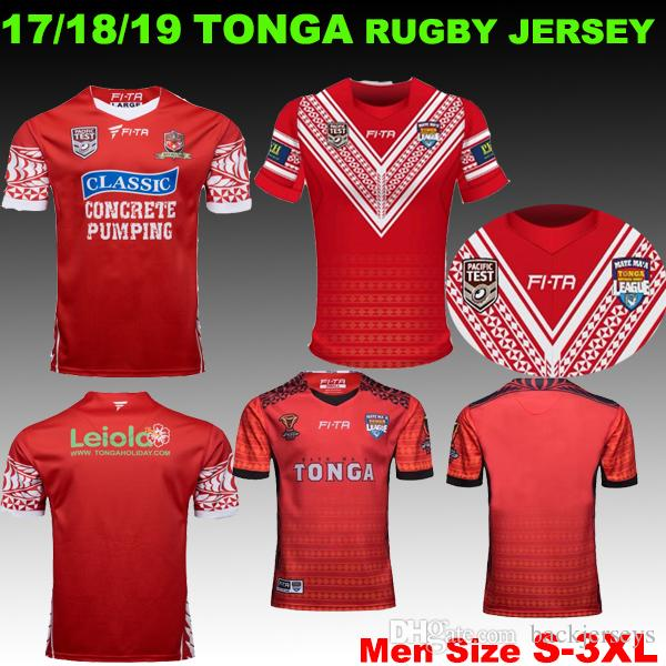tonga nrl rugby jersey 2017 2018 mate ma ein tonga national rugby league nrl trikots 2017 home world cup 2018 pacific test shirt