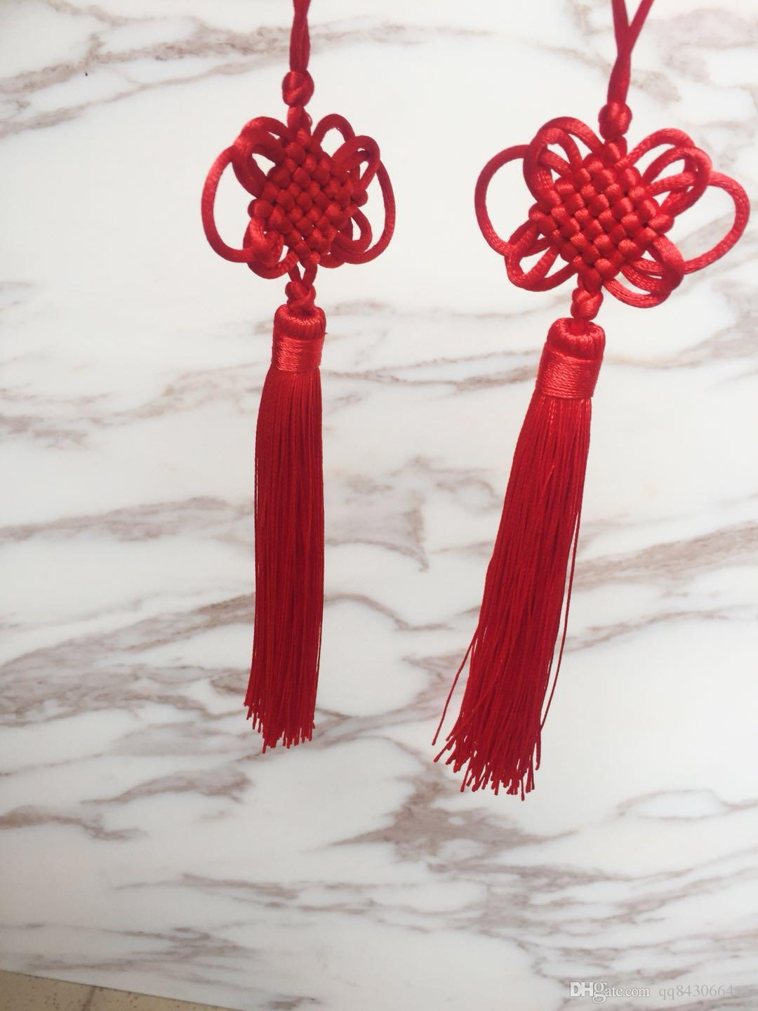 2019 Chinese Knots Ethnic Style Special Handicrafts Double Wings Six