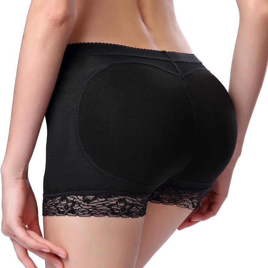 b393d0619eefe 2019 Hot Body Shapers Women Butt Lift Shaper Butt Lifter Boyshort Enhancer  Panty Booty Lifter Shapewear Underwear Plus Size From Freea