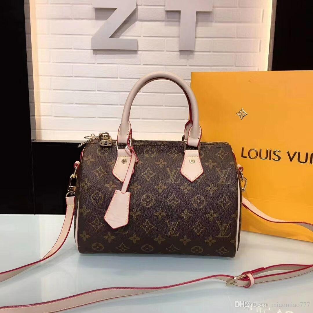 73fad9b82bfc 2018 New Women s Soft Leather Handbag High Quality Women Shoulder ...