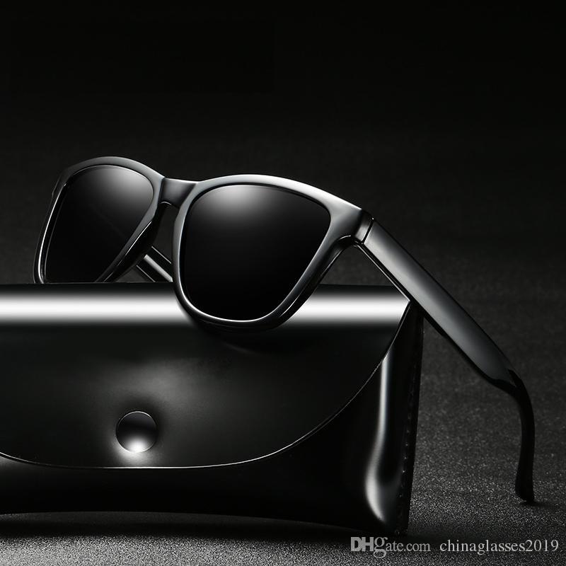 e48203557ac Polarized Sunglasses Men Driving Metal HD Sun Glasses Polaroid UV400  Sunglass Eyewear Goggles