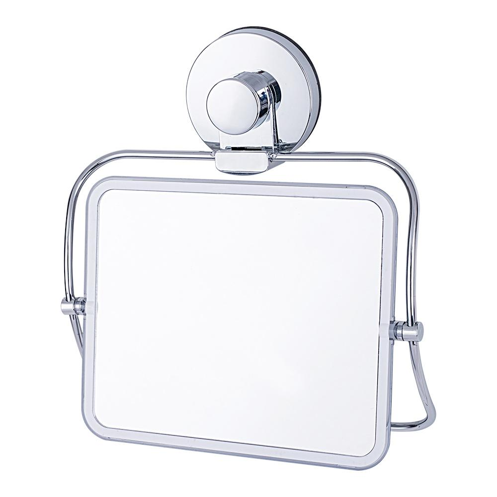 2018 Chrome Bath Mirrors Strong Suction Hook No Drilling Bathroom  Accessories Product From Kyouny, $37.98 | Dhgate.Com