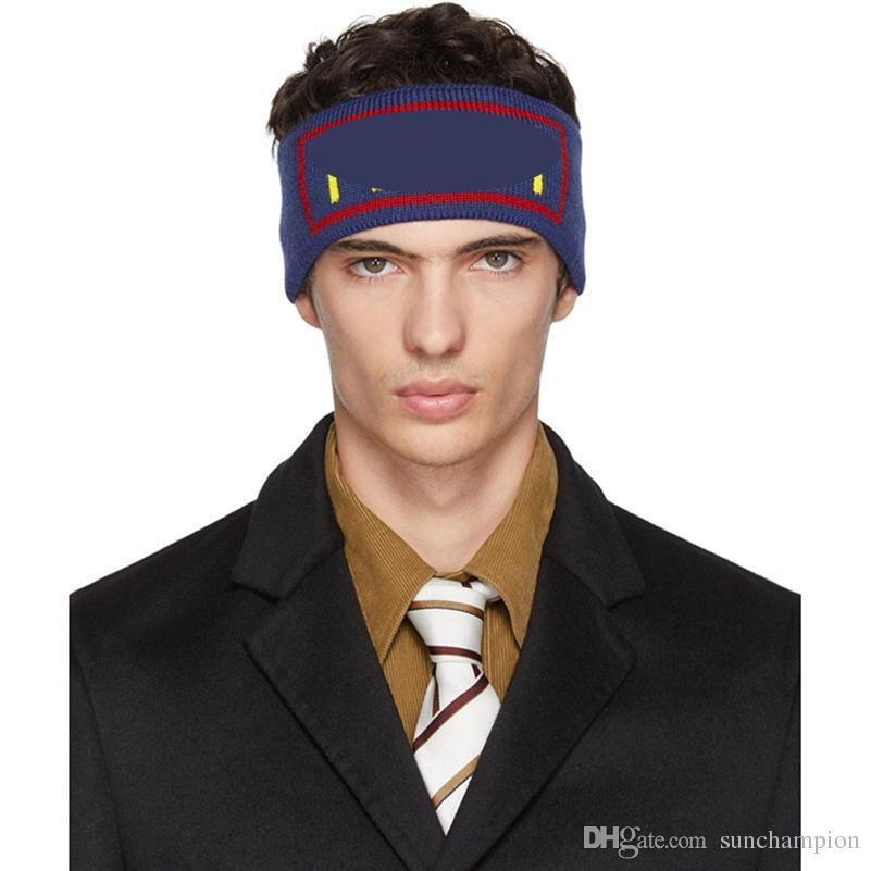 FF Brand Designed Headband Fashion Headband for Men Women Sport ... cf8af5d7715