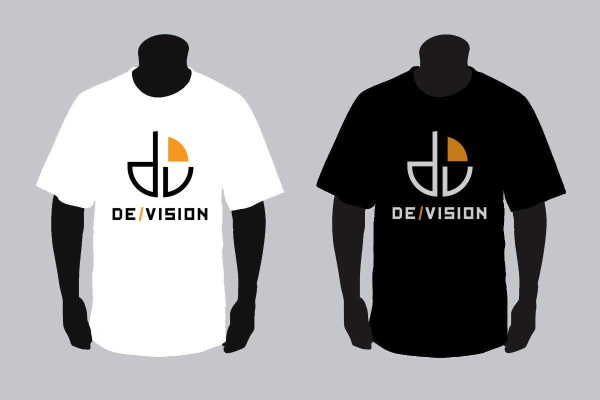 f0e6837134 New De/Vision Synthpop Music Band Black And White T Shirt TEE XS 3XL Online Tees  Tee Shirts Design From Viptshirt28, $11.17| DHgate.Com
