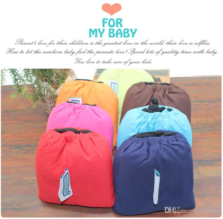 Portable baby chair Baby safety harness seat, color dining chair bag