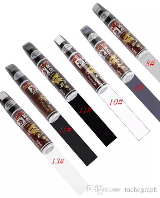 Ремонт Filler Sealer Pen Авто Ремонт автомобилей ручка Пальто Touch Up Scratch Cover Удалить Ремонт Исправить Очистить Живопись Pen