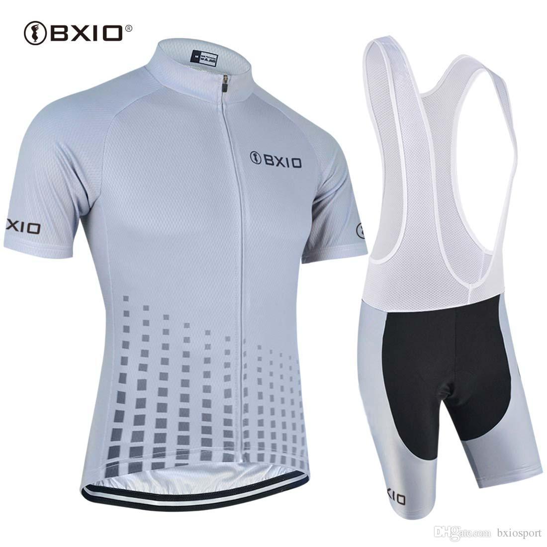 ... BIXO New Cycling Jersey Set Mountain Bike Outdoor Abbigliamento  Sportivo Abbigliamento Bici Abbigliamento Bici Traspirante Maglia Manica  Corta Jersey BX ... bfef107cb