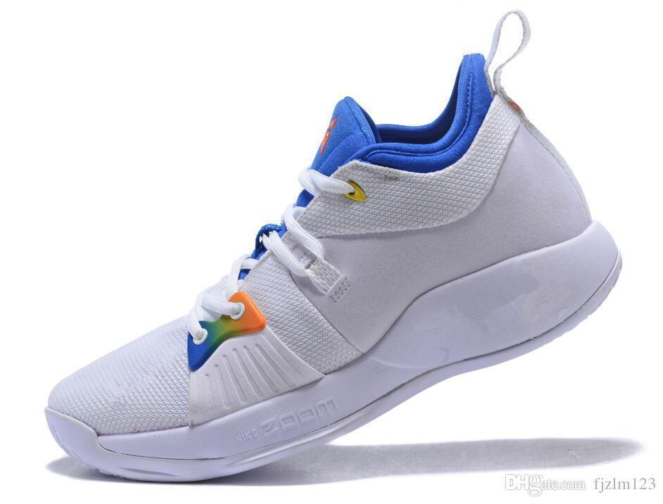 info for 39a7c c014e Zoom Paul George PG 2 Athletic Shoes Athletic Casual Shoes Wholesale Geroge  PG 1781 Athletics Sports Shoes Cheap Sneakers Top AAA Quality