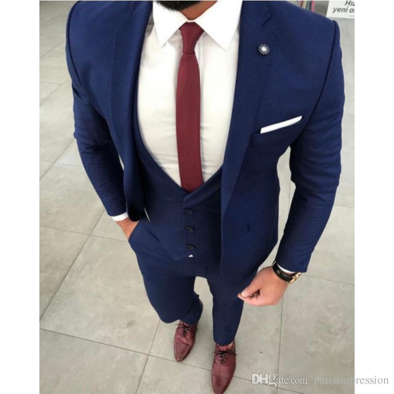 Homme En Costume 2018 new men suit costume homme floral tuxedo slim fit jacket groom