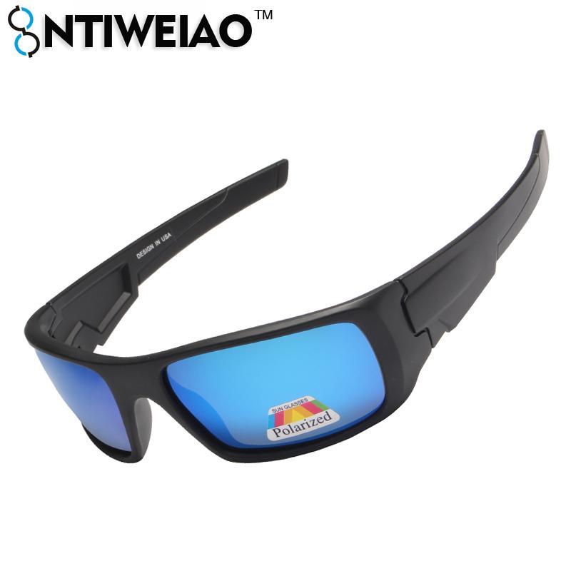083a6e5d4a NTIWEIAO Polarized UV400 HD Outdoor Sports Sunglasses Goggles Men Driving  Fishing Running Travel Sun Glasses Oculos De Sol Sunglasses Uk Polarised ...