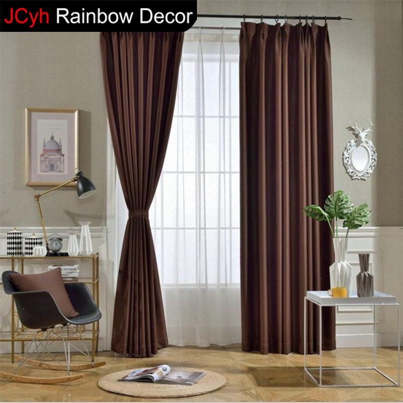 Beau 2019 JRD Modern Blackout Curtains For Living Room Curtain Window Fabric  Treatments White Curtains For Bedroom Blinds Luxury Cortinas From  China_smoke, ...