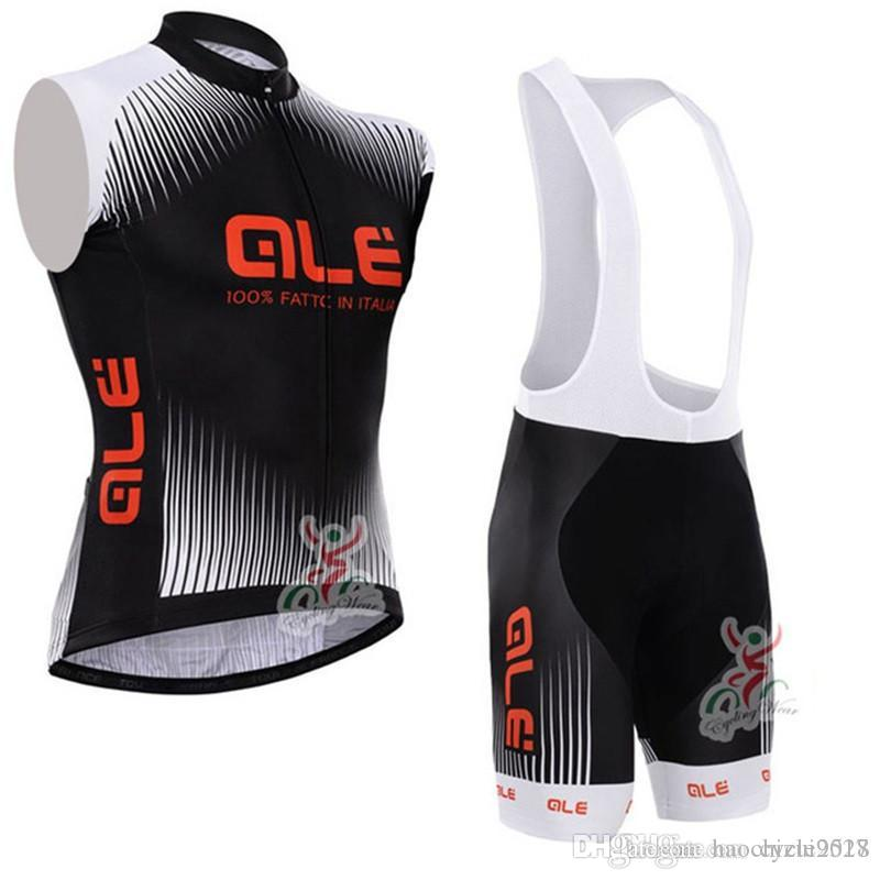 Triathlon ALE Pro Team Cycling Jersey Quick Dry Bib Shorts Set Sleeveless MTB  Bike Wear Shirt Ropa Ciclismo Outdoor Sport Cycling Clothing Cycling Clothes  ... 7dcf31557