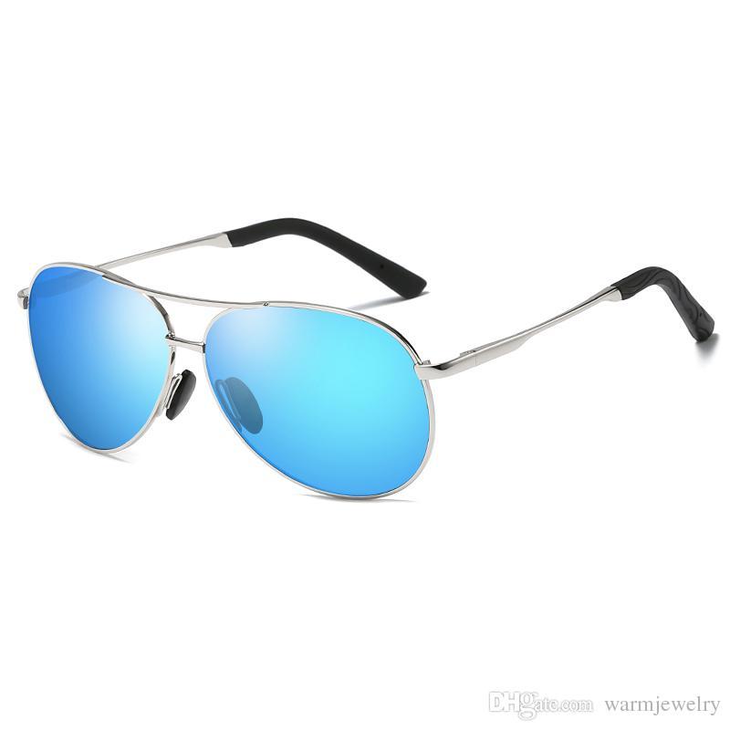 362bd461d4 Compre Venta Caliente Gafas De Sol Polarizadas Para Hombre Gafas De Conducir  Marca Diseñador Primavera Piernas Gafas De Sol Brillantes Gafas De Conductor  ...