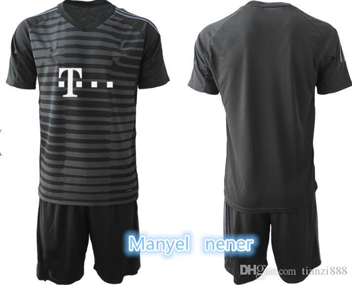 f84958113ad ... uk 2019 18 19 men goalkeeper soccer 1 manuel neuer jersey men gk red 26  sven