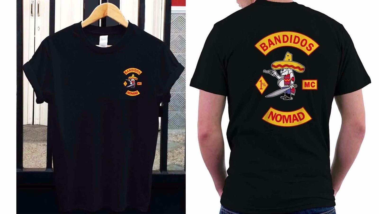 T Shirts Bandidos - DREAMWORKS