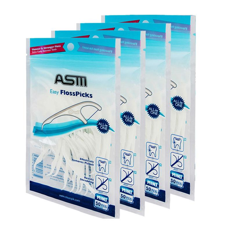 330cb738a Dental Flosser Bestsellers European Stick Floss  Pack Superfine Toothpicks  Stick Floss Interdental Brush Wholesale 1lot  4packs Floss Holder Floss  Teeth ...