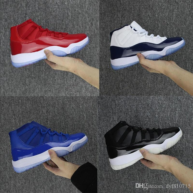 sale air jordan 11 dhgate 44413 86cb2  cheapest compre 2018 nike air jordan  11 retro space jam sneakers casual vintage pareja zapatos vintage cf3205dad