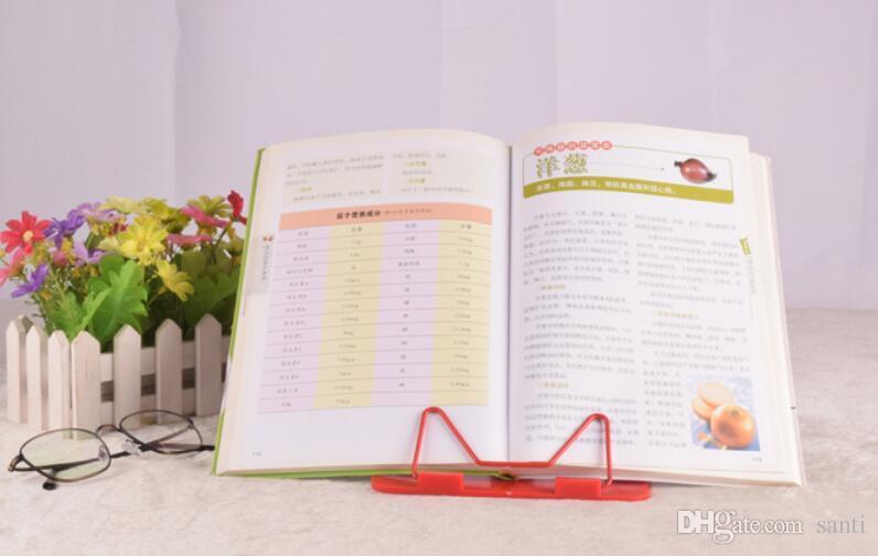 Регулируемые Подставки Стенд Угол Складной Чтения Книги Стенд Держатель Документа Базы Книжной Полки Чтения