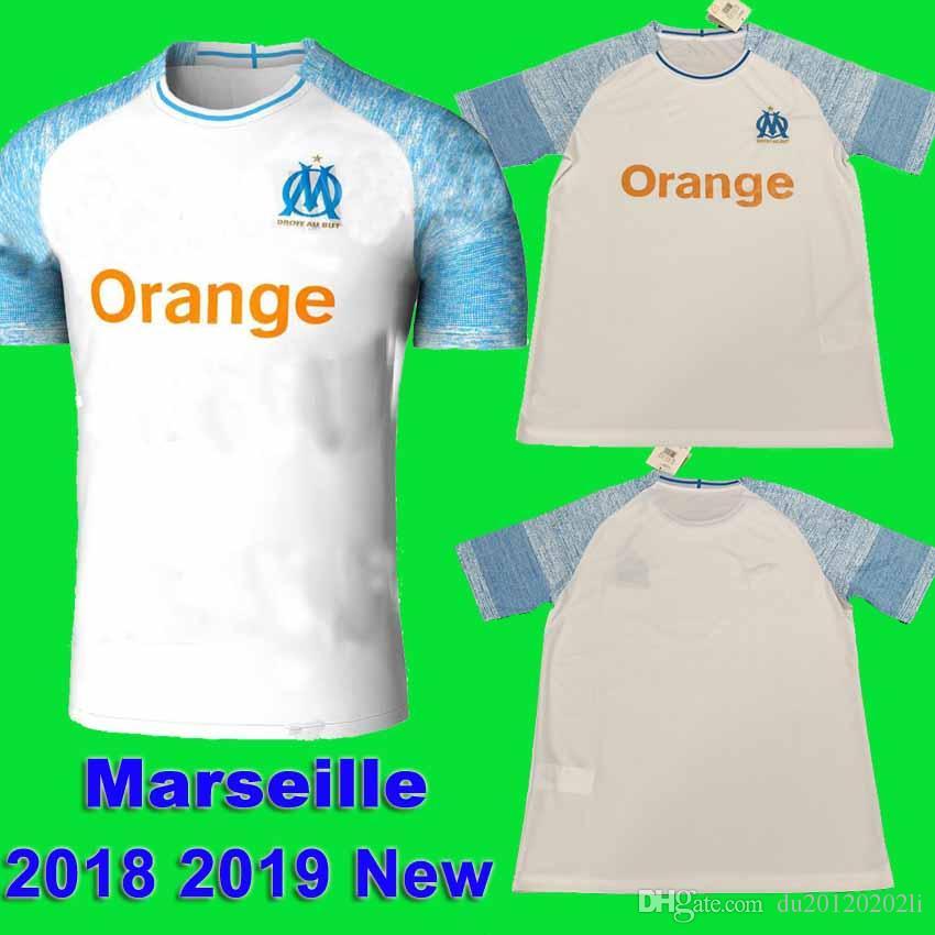 Calidad Camiseta 18 Tailandia De Olympique 19 Aaa Marseille 50Wfqa