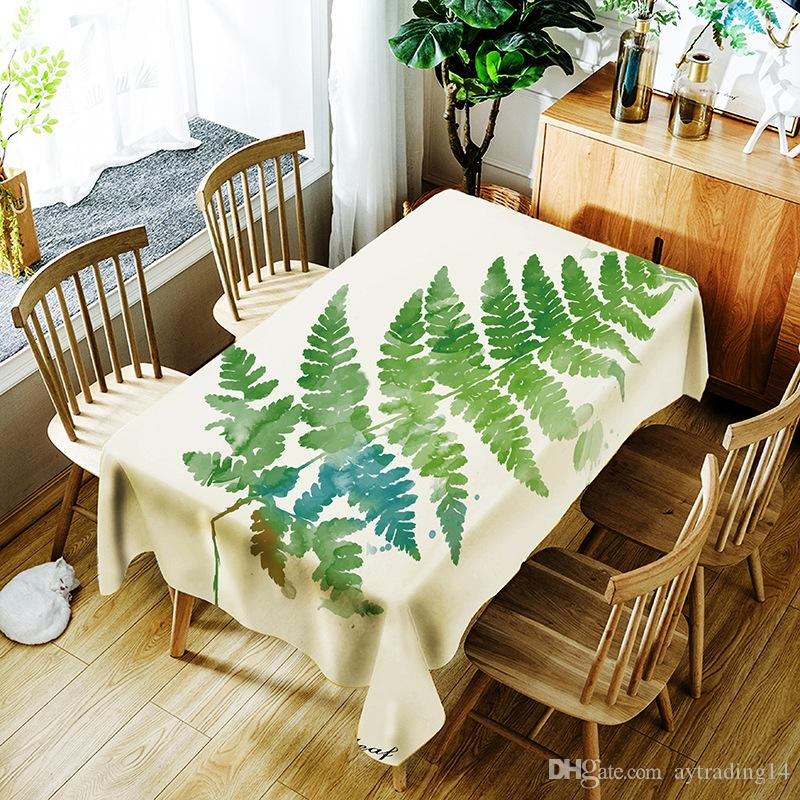 Printed Polyester Waterproof Tablecloths Can Be Customized Extra Long  Tablecloth Cloth Table From Aytrading14, $25.13| Dhgate.Com