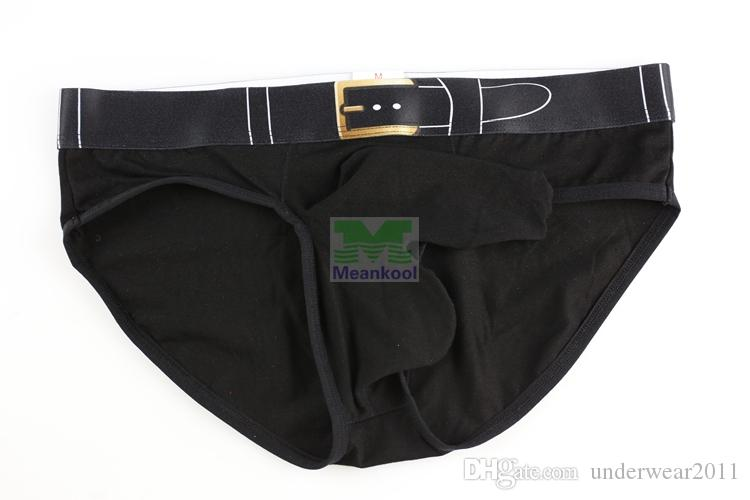 wholesale Lonjo mens cotton underwear elephant nose mans briefs sexy undies comfortable man sexy underwear shop 305