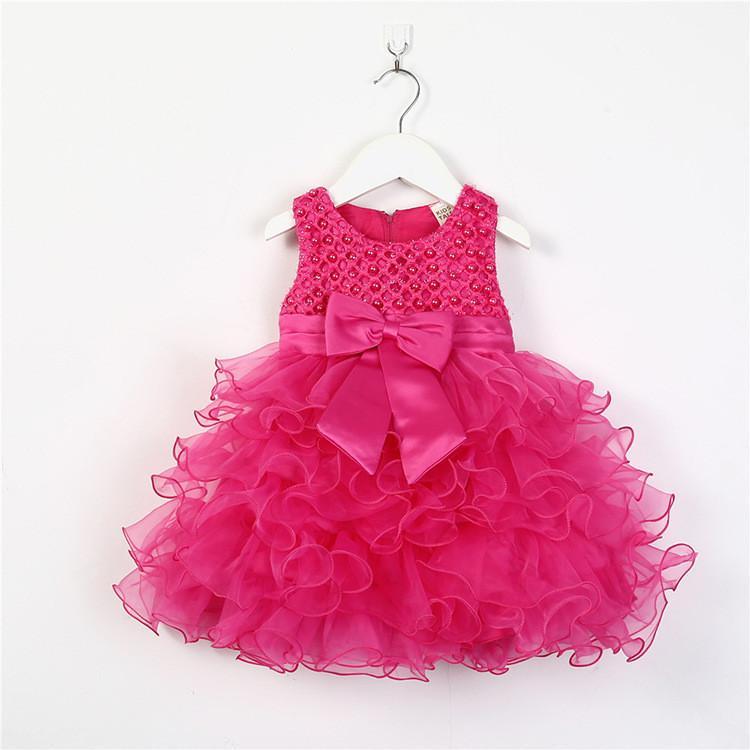 Compre Vestidos De Fiesta De Las Muchachas Del Verano Princesa ...
