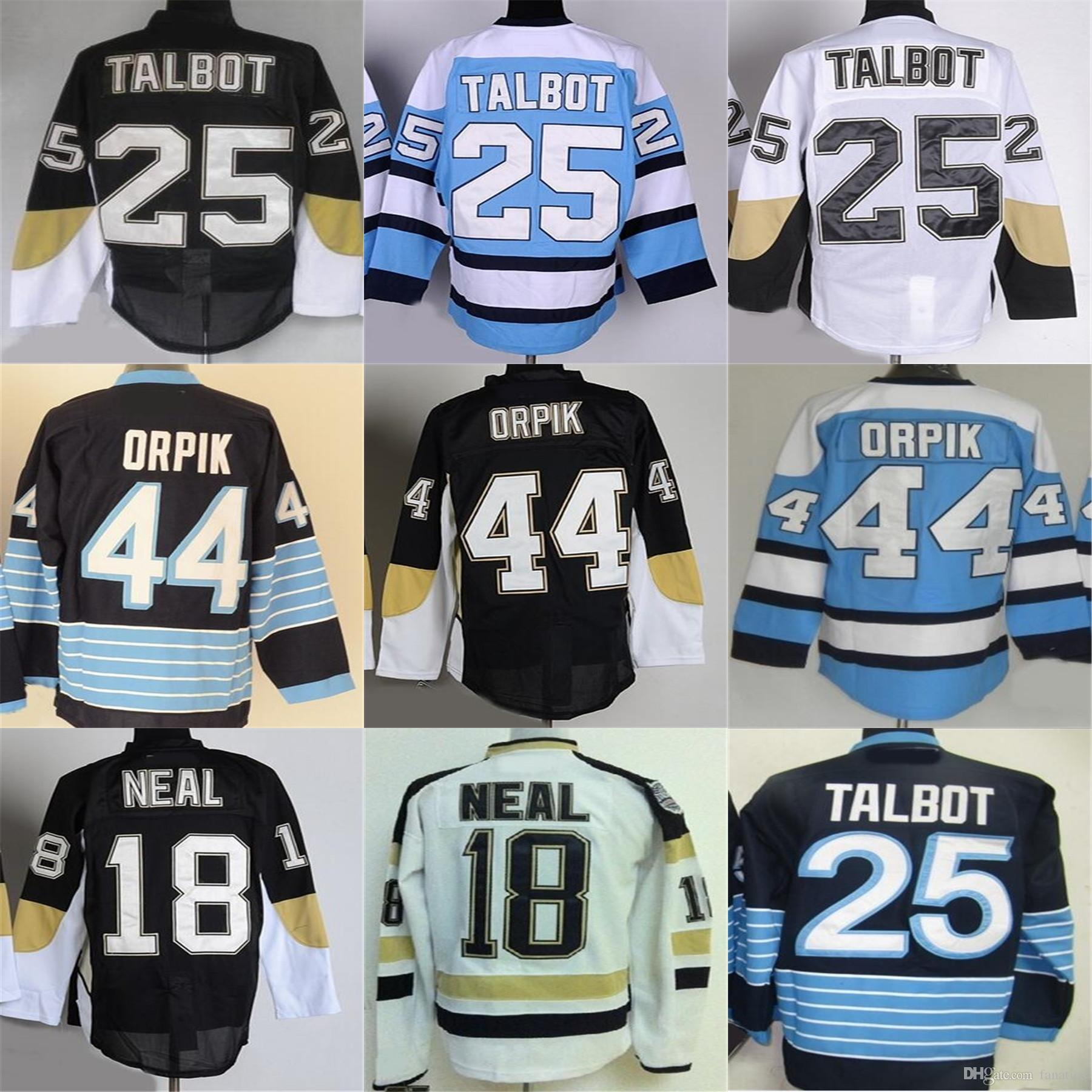 new arrival e5d85 49016 best price nhl jerseys pittsburgh penguins st pattys day 44 ...
