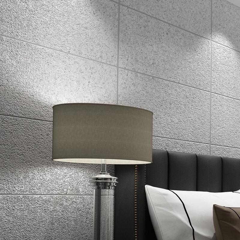 Modern Simple 3d Imitation Marble Tiles Lattice Wallpaper Bedroom Living  Room Tv Backdrop Flocking Non Woven Striped Wall Paper Cheap Wallpaper  Christian ...